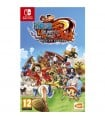 NINTENDO SWITCH ONE PIECE UNLIMITED WORLD RED