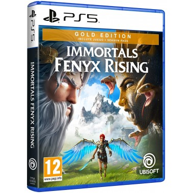 PS5 IMMORTALS FENYX RISING GOLD EDITION