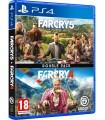 Pack Far Cry 4 + Far Cry 5 PS4