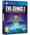 Evil Genius 2: World Domination Playstation 4