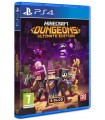 Minecraft Dungeons - Ultimate Edition Playstation 4