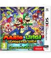 3DS MARIO & LUIGI STAR SAGA + BOWSER'S MINIONS en 3DS por solo 38,99€ > Tu Tienda de Videojuegos | TTDV
