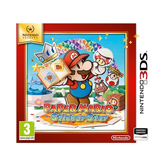 3ds yoshi´s new island selects - 045496528850
