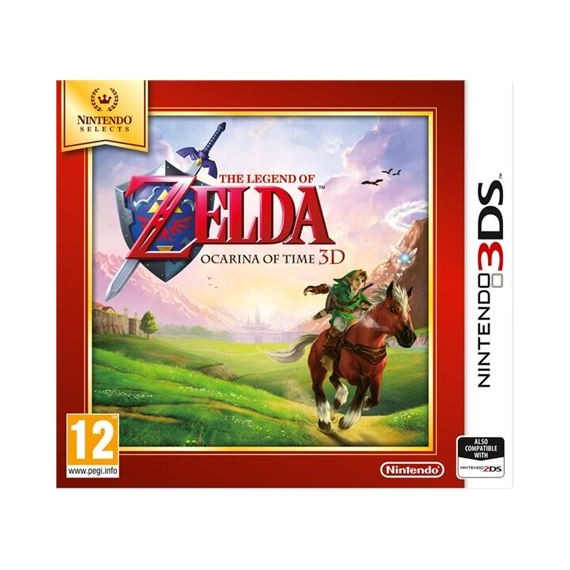 3ds zelda a link between worlds selects - 045496528997