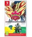 Pokemon Escudo + Expansion Pass Nintendo Switch