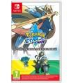 Pokemon Espada + Expansion Pass Nintendo Switch