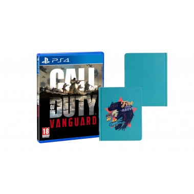 Call of Duty: Vanguard + Cuaderno Eagle Playstation 4 en Videojuegos PS4 por solo 78,99€ > Tu Tienda de Videojuegos | TTDV